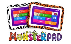 Turbo MonsterPad 7